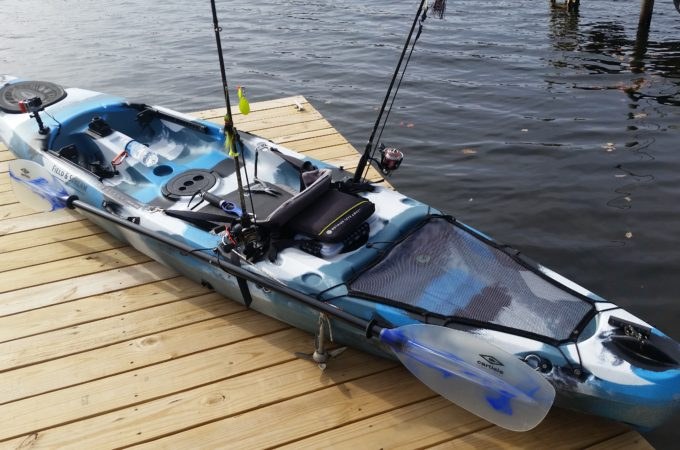 Field&Stream Eagle Talon Kayak Review